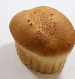 Verwenbroodje Wit 90% gebakken 130 gram, 2140604