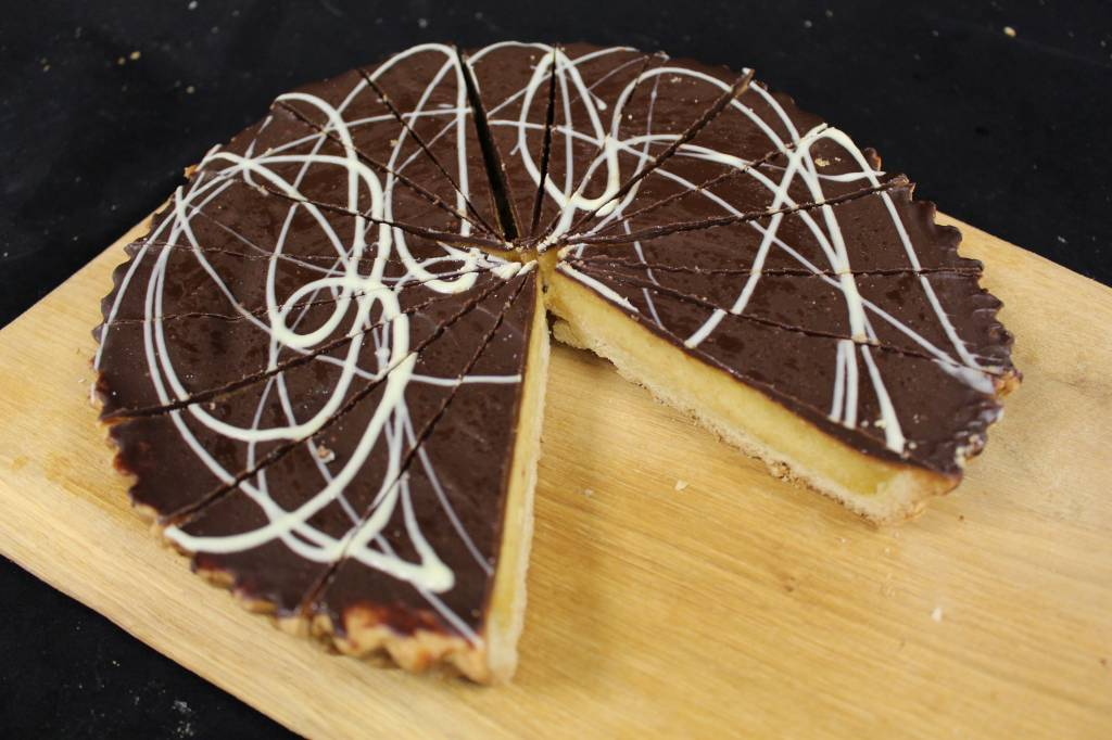 Chocolade tartelette groot 20 pnt 2144305