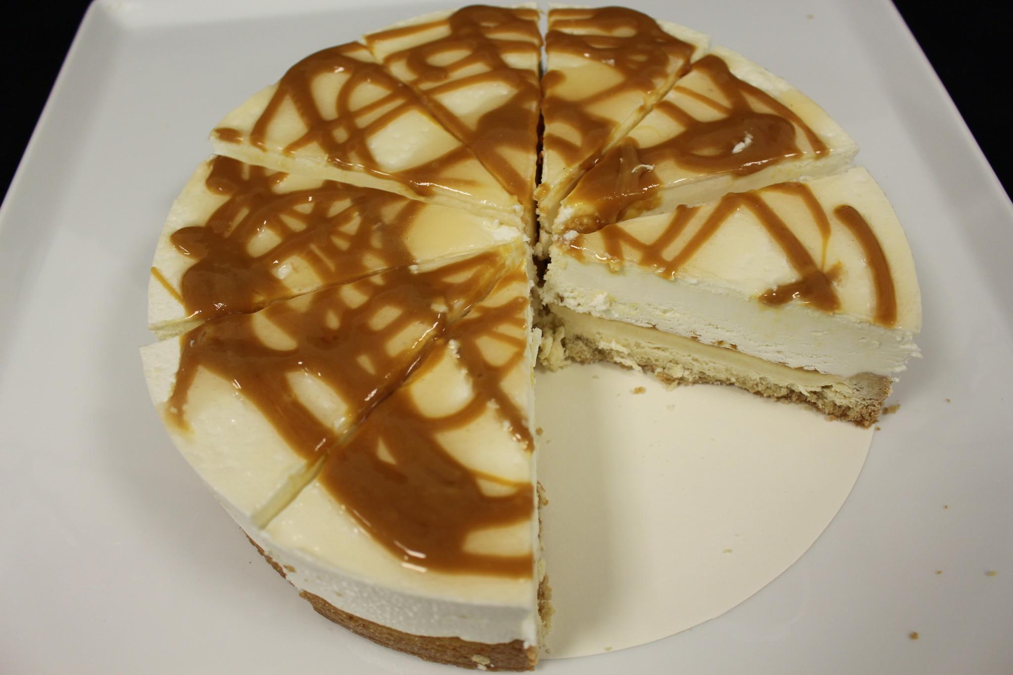 Cheesecake Salted Caramel 2145929