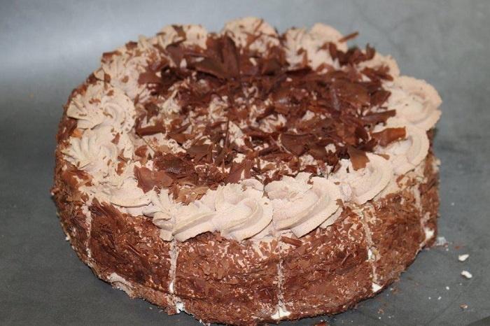 Chocolade Schuimtaart 2145932