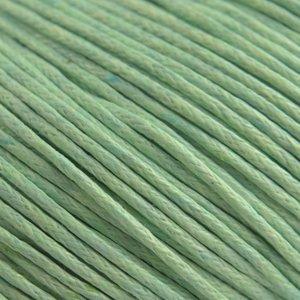 Paars Waxkoord licht groen 1mm - 10 meter