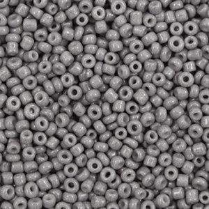 Grijs Rocailles glas Lilac grey 12/0 (2mm) - 20 gram