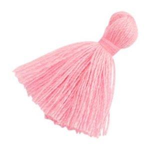 Roze Kwastje basic Pink 20mm