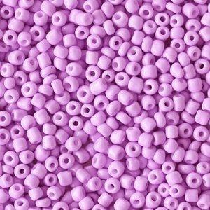 Paars Rocailles glas Lavender purple 12/0 (2mm) - 20 gram