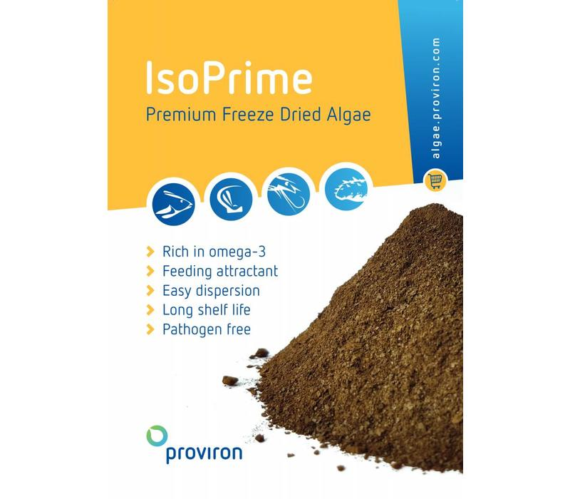 IsoPrime essential feed for oysters and clams, shrimp and prawns and fish,  DHA enrichment of rotifers,