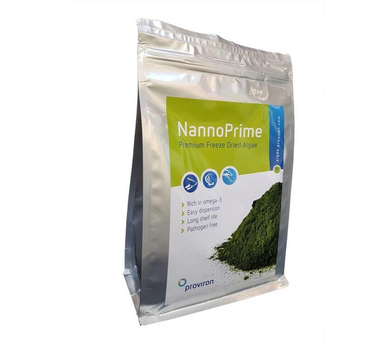 Premium grade freeze dried Nannochloropis