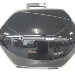 Yamaha FJR 1300 Zijkoffer rechts beschadigt zwart