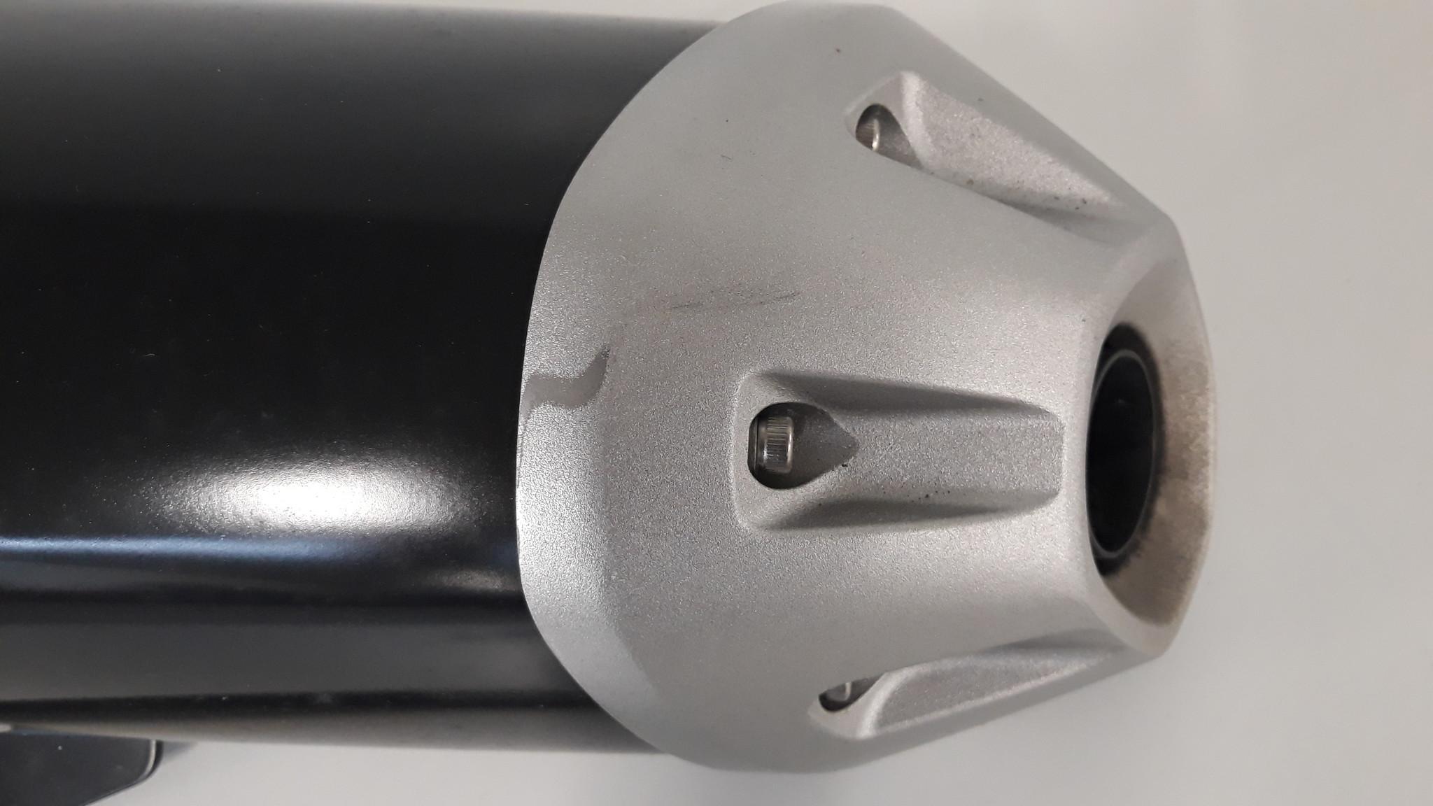 Yamaha Yamaha FZ1 Exhaust silencer 2D1-14703-00