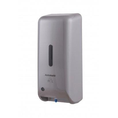 MediQo-line Zeepdispenser automatisch kunststof RVS look