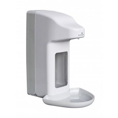 MediQo-line Zeep- & desinfectiemiddeldispenser automatisch 1000 ml kunststof