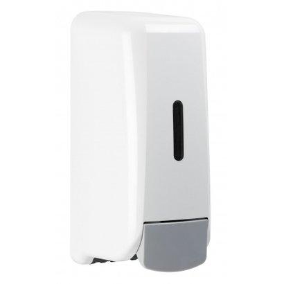 MediQo-line Foamzeepdispenser kunststof wit