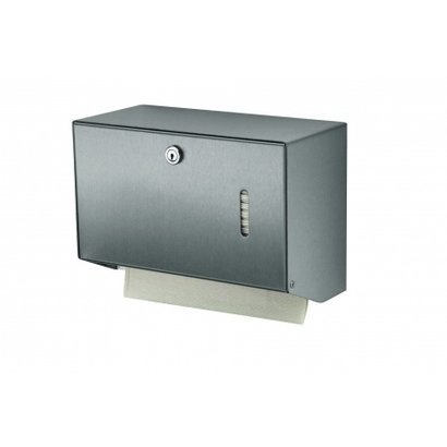 MediQo-line Handdoekdispenser RVS klein