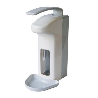 MediQo-line Zeep- & desinfectiemiddeldispenser 500 ml LB kunststof