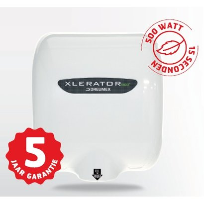 Excel Dryer elektrische hetelucht handendroger Xlerator Eco