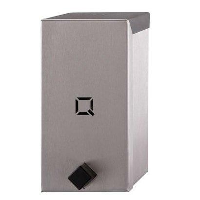 Qbic-line Q-bic handbediende foamzeepdispenser vrij navulbaar 400 ml