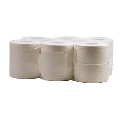 Europroducts Europroducts maxi jumbo rol cellulose 2 laags 6 x 380 mtr 240238