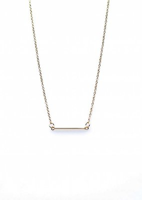 Karma Jewellery TUBE NECKLACE