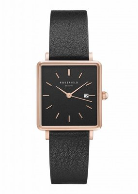 Rosefield THE BOXY - ROSE GOLD / BLACK