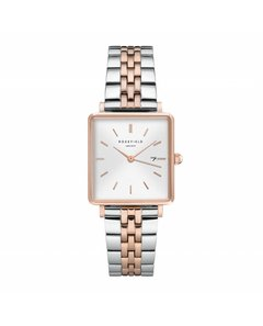 Rosefield THE BOXY DUO TONE ROSE GOLD