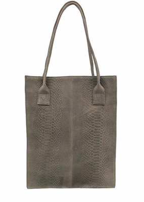 DSTRCT SHOPPER A4 GREY