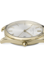 THE ACE SILVER SUNRAY - GOLD 38MM