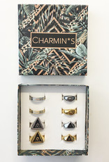 Charmins CHARMINS BIG EYE TRIANGLE STEEL