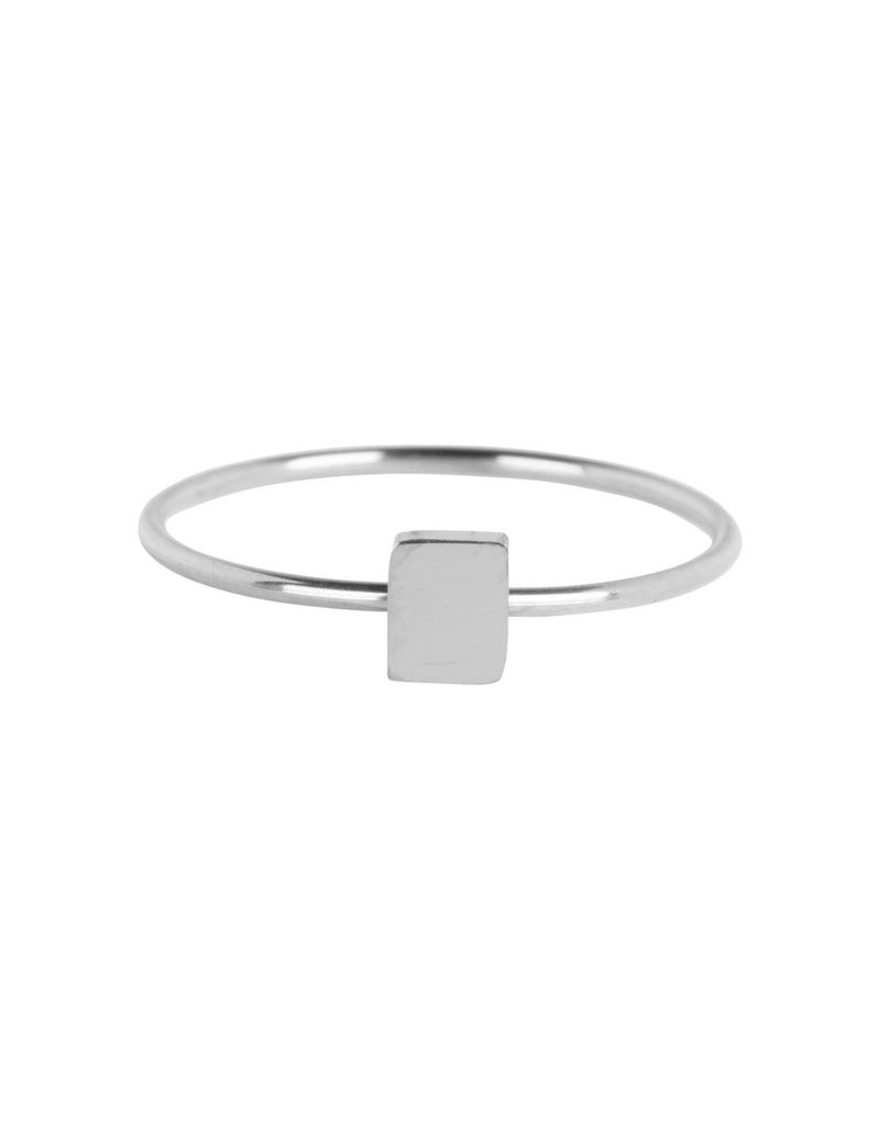 Charmins CHARMINS MINIMALIST RECTANGLE STEEL