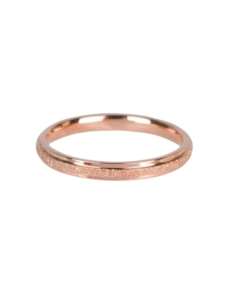 Charmins CHARMINS SANDED AND SHINY ROSE GOLD