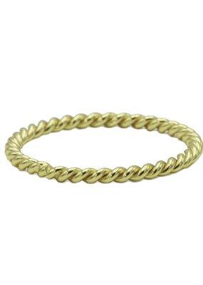 Karma Jewellery RING GEDRAAID