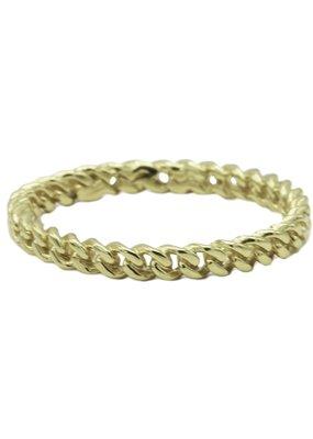 Karma Jewellery RING CHAIN
