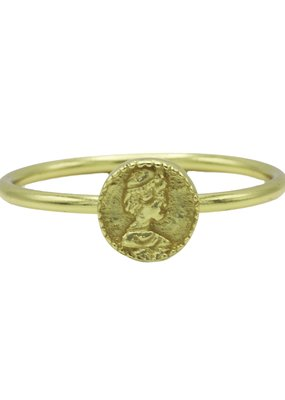Karma Jewellery RING COIN