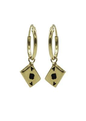 Karma Jewellery HOOP KAART