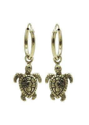 Karma Jewellery HOOP SCHILDPAD