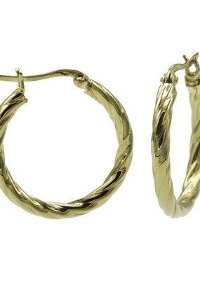Karma Jewellery HOOP PLAIN