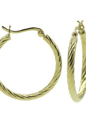 Karma Jewellery HOOP PLAIN GROOT