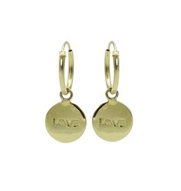 Karma Jewellery HOOP LOVE