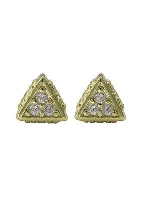 Karma Jewellery OORBEL DRIEHOEKJE