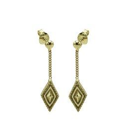 Karma Jewellery OORBEL RUITJE