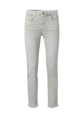 YAYA COLORED JEANS WITH BUTTON DETAIL