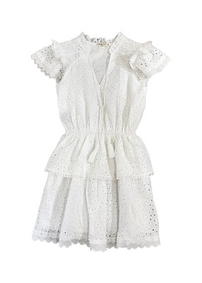 SANNE BRODERIE DRESS