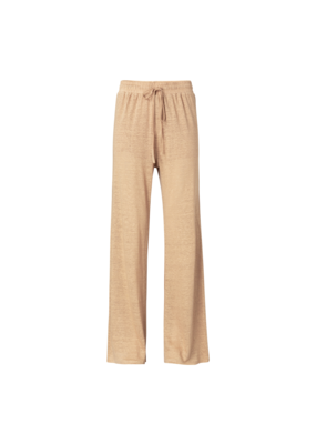 YAYA LINEN LOOSE FIT TROUSERS