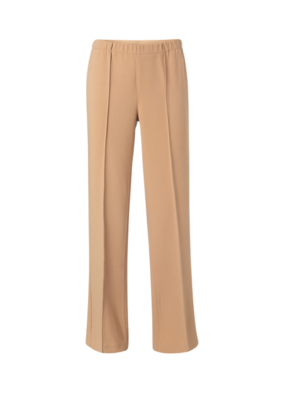 YAYA RELAXED TROUSERS WITH WIDE LEGS