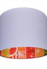 Lampenkap bedrukt cilinder Ø 30*20 cm