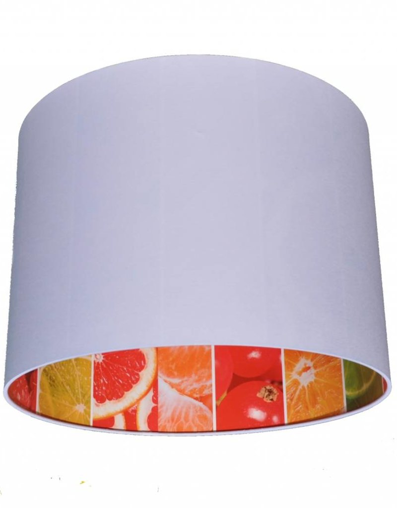 Lampenkap bedrukt cilinder Ø 50*25 cm