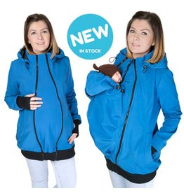 3in1 Allweather Softshell - Azure