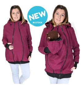 3in1 Allweather Softshell - Prune