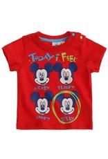 Disney Mickey T-shirt RED