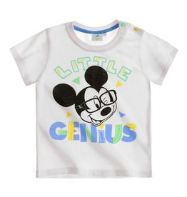 T-shirt Disney Mickey BLANC