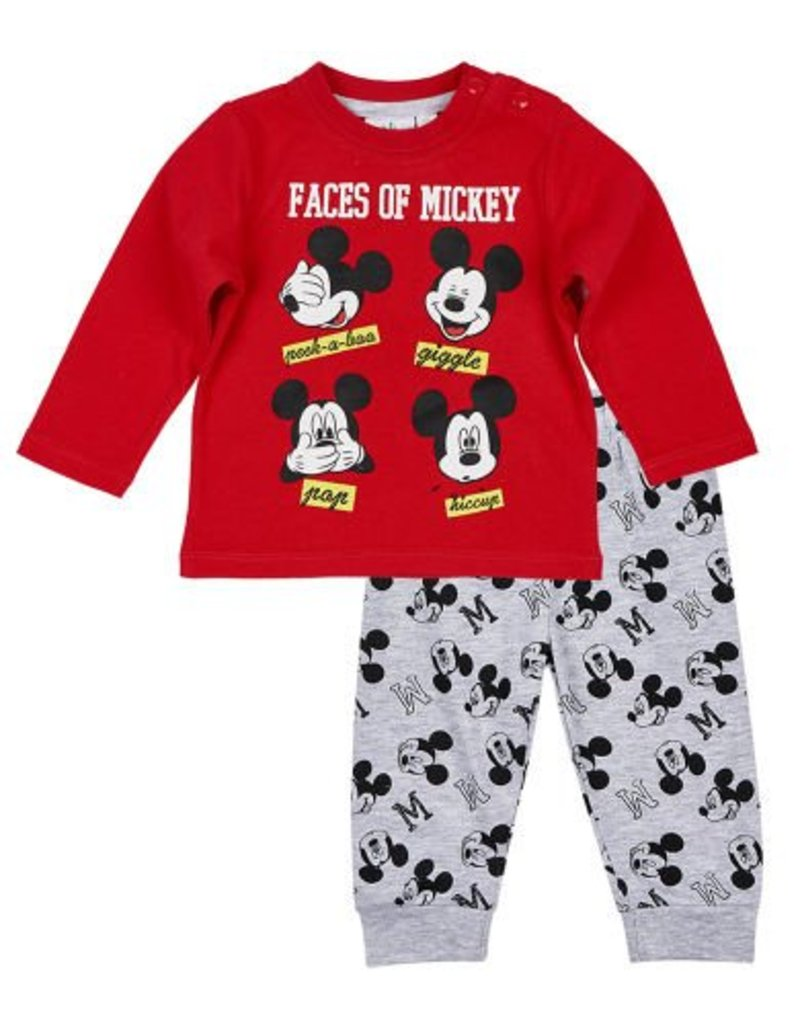 Pyjamas Disney Mickey