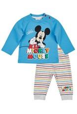 Disney Mickey Pajama blue